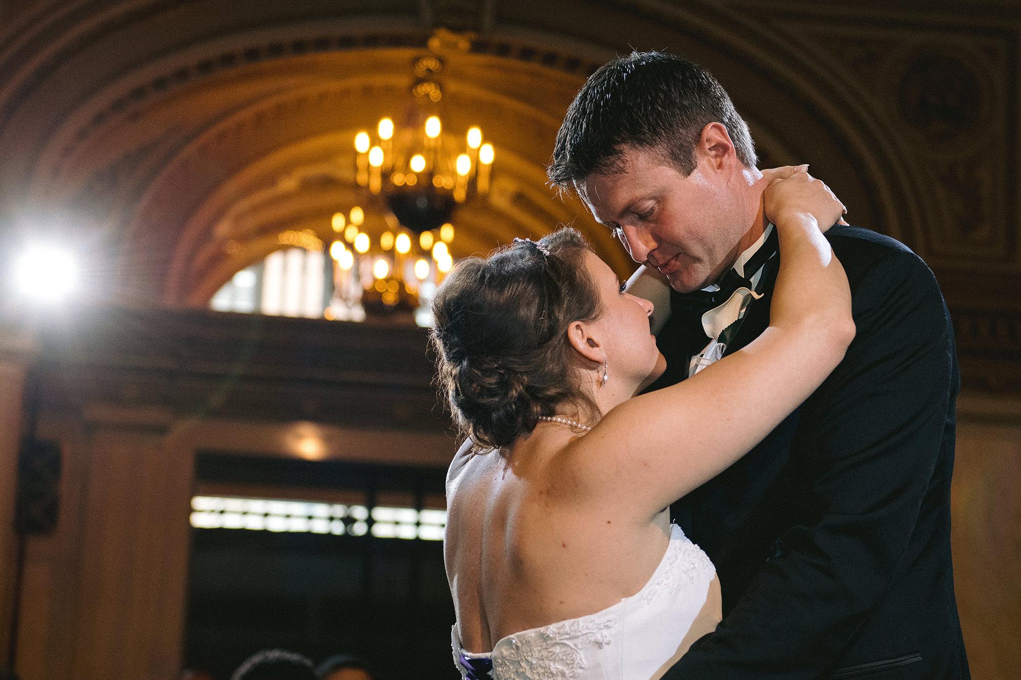 Nadya And David First Dance