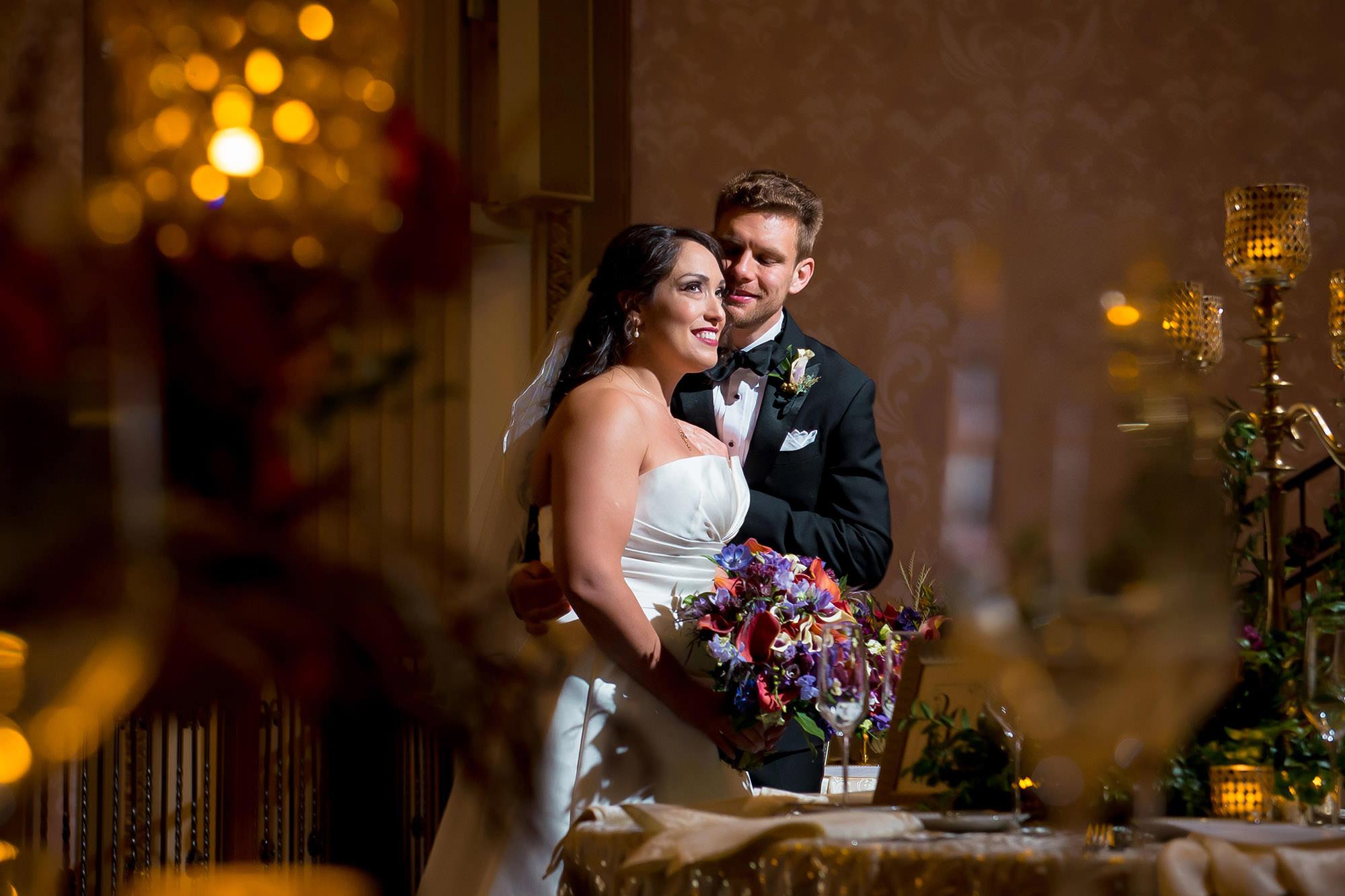 Caroline And Stephen Portrait