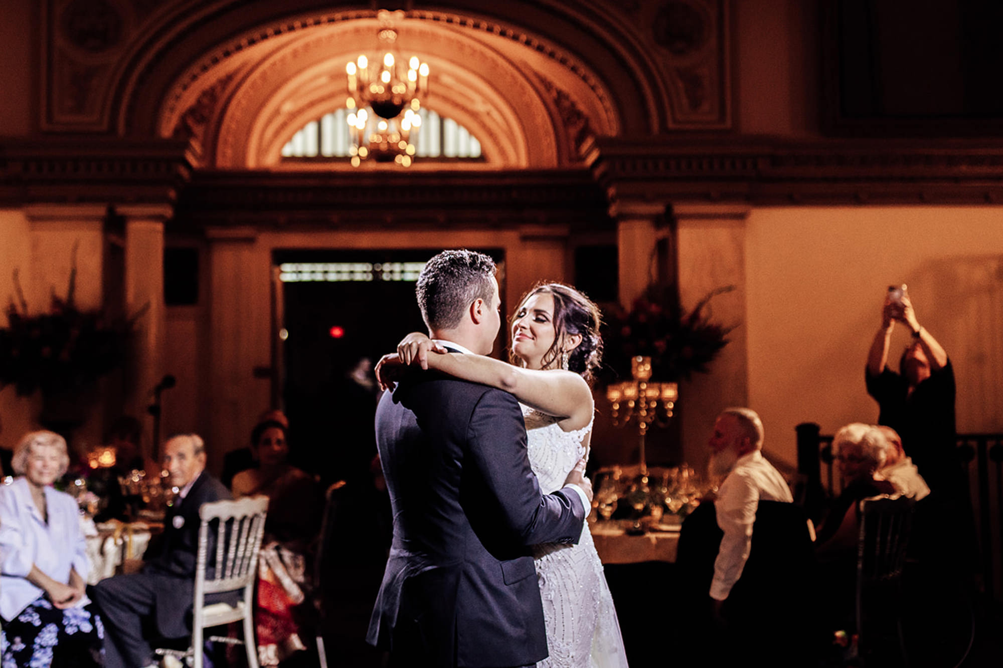 Shali And Jake First Dance