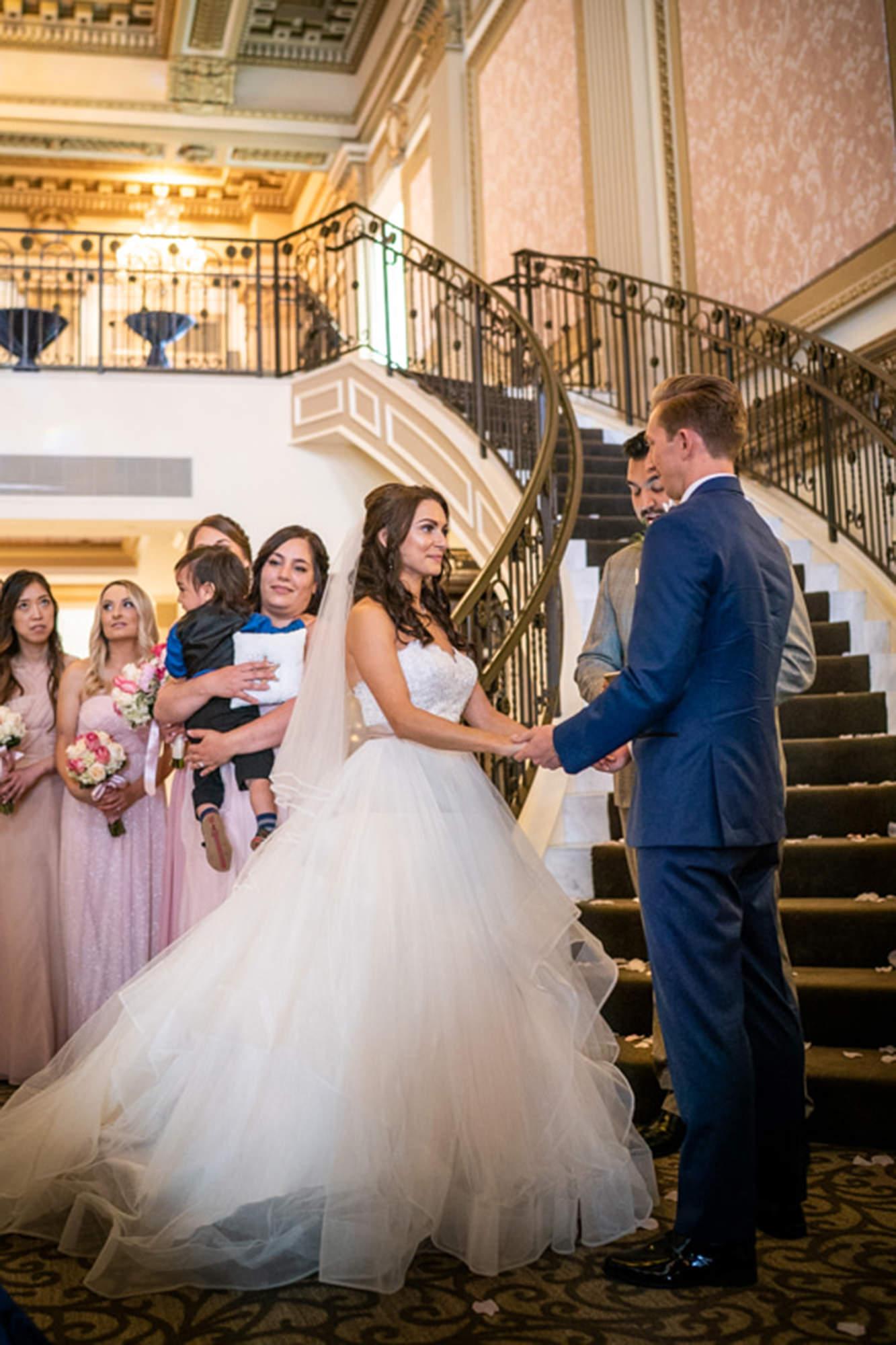 Kate And Brad Wedding Ceremony