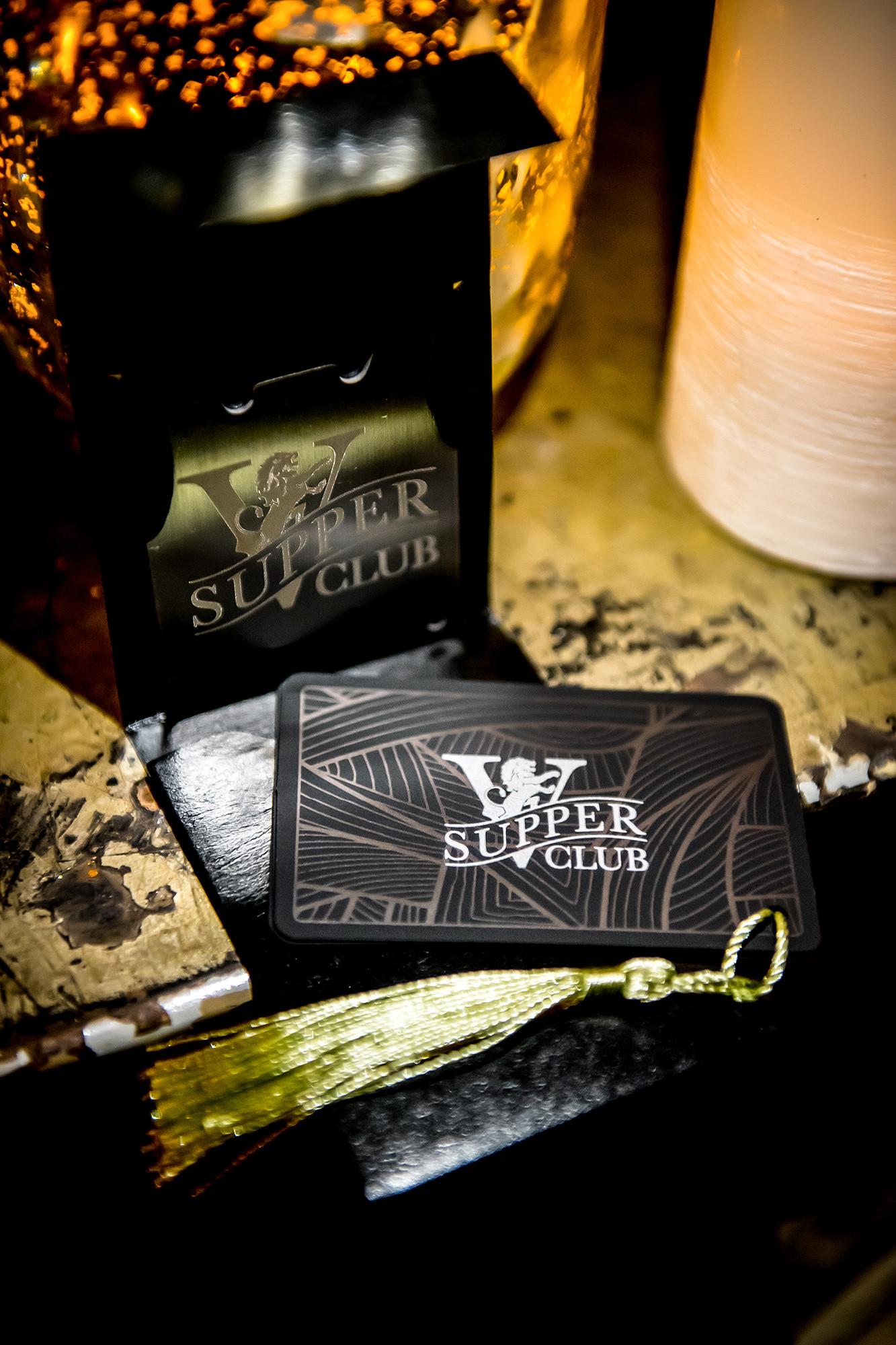 Supper Club Cards