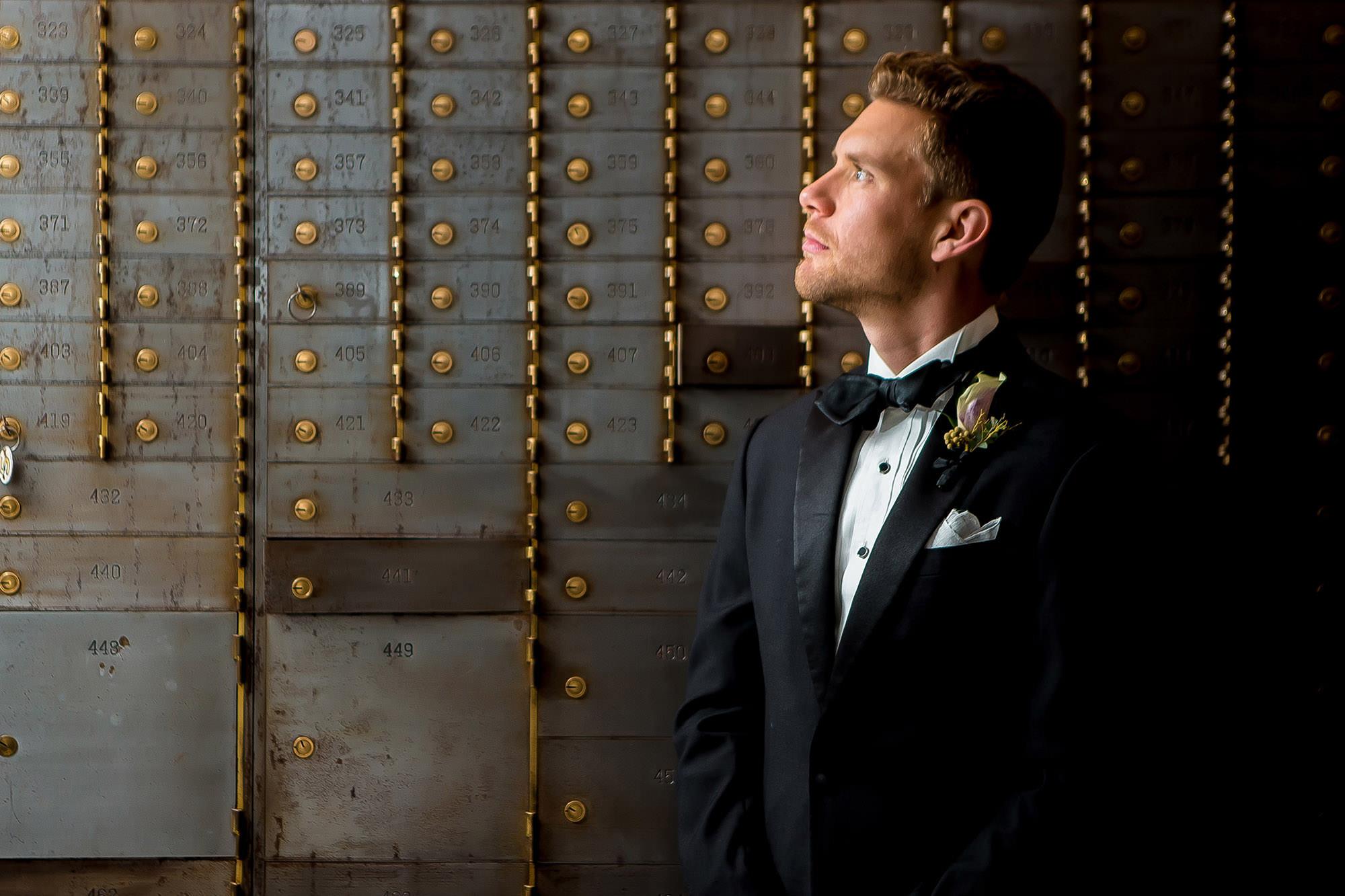 Stephen In Vault