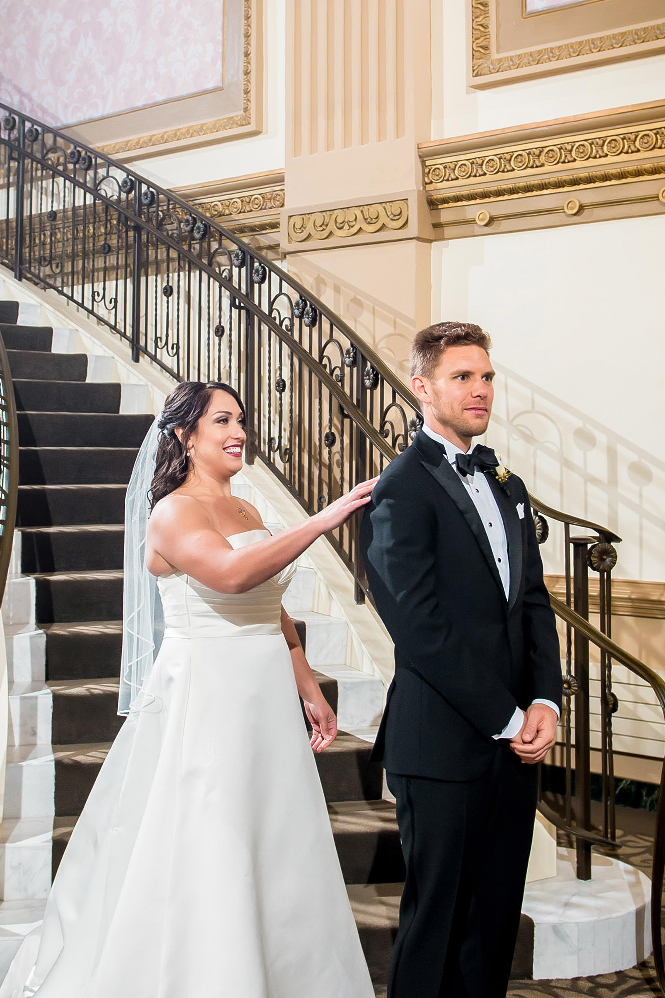 Caroline And Stephen First Look