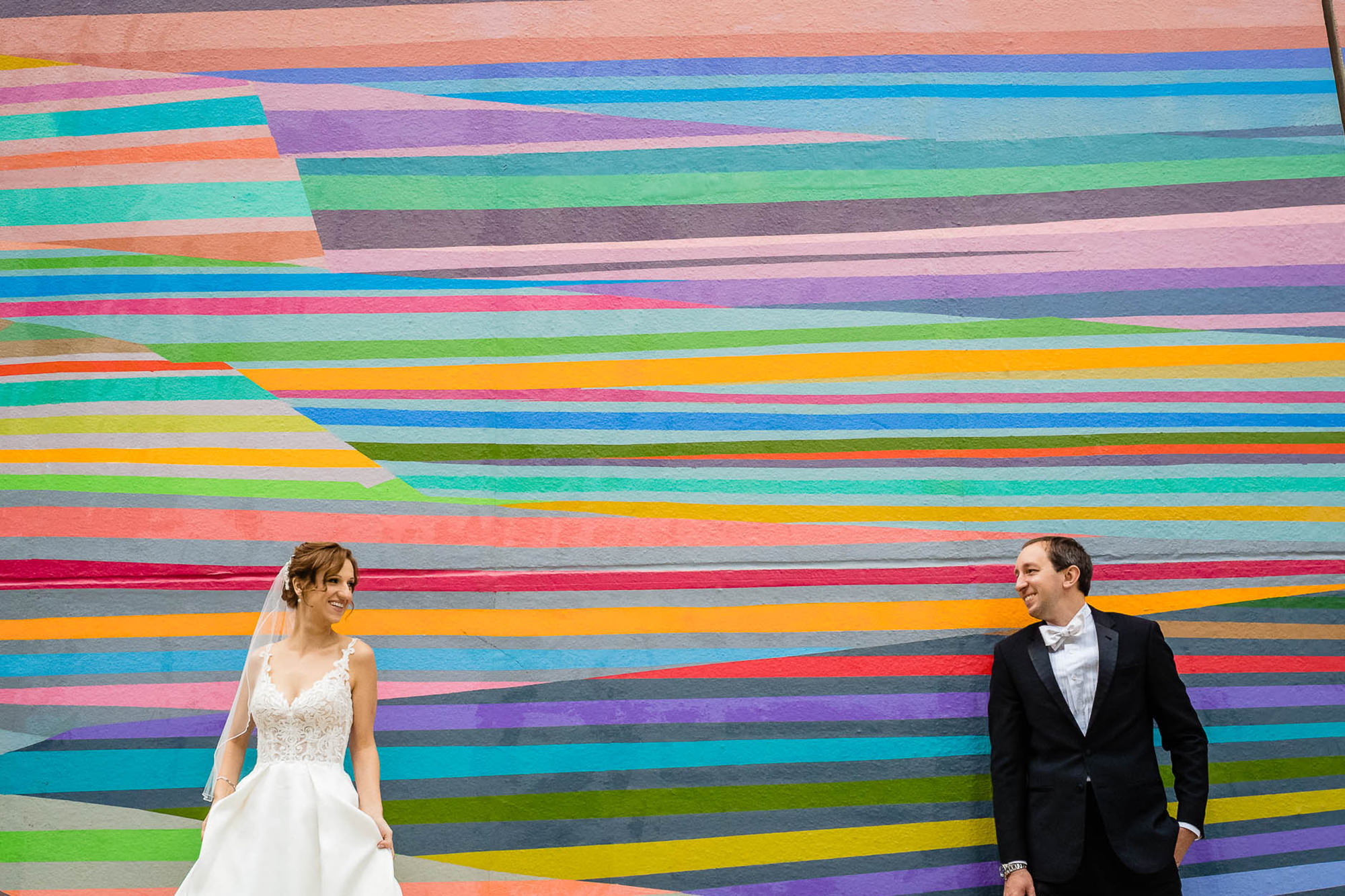 Ilhana And Jonathan On Arts Walk