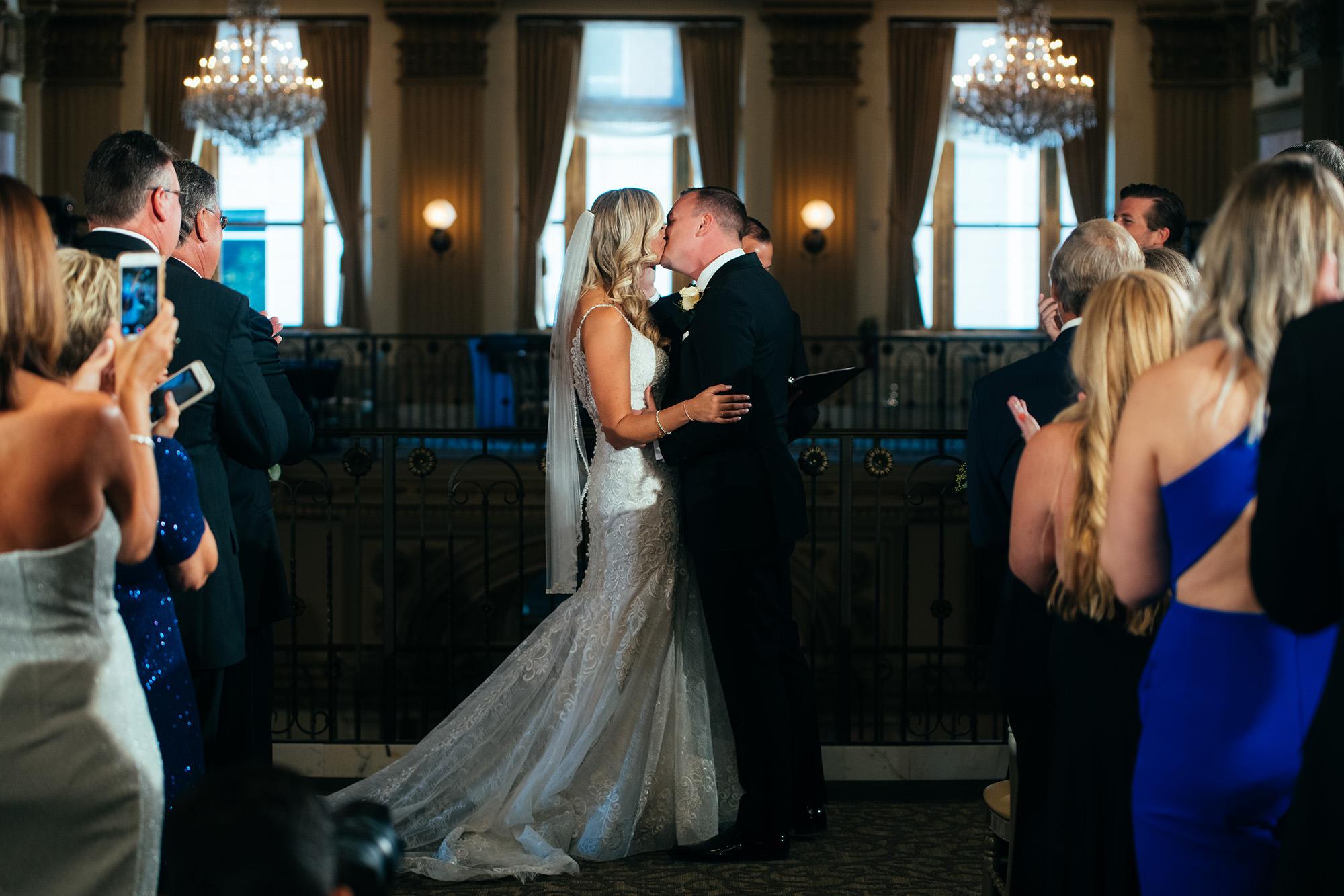 Kimberly And Ryan First Kiss