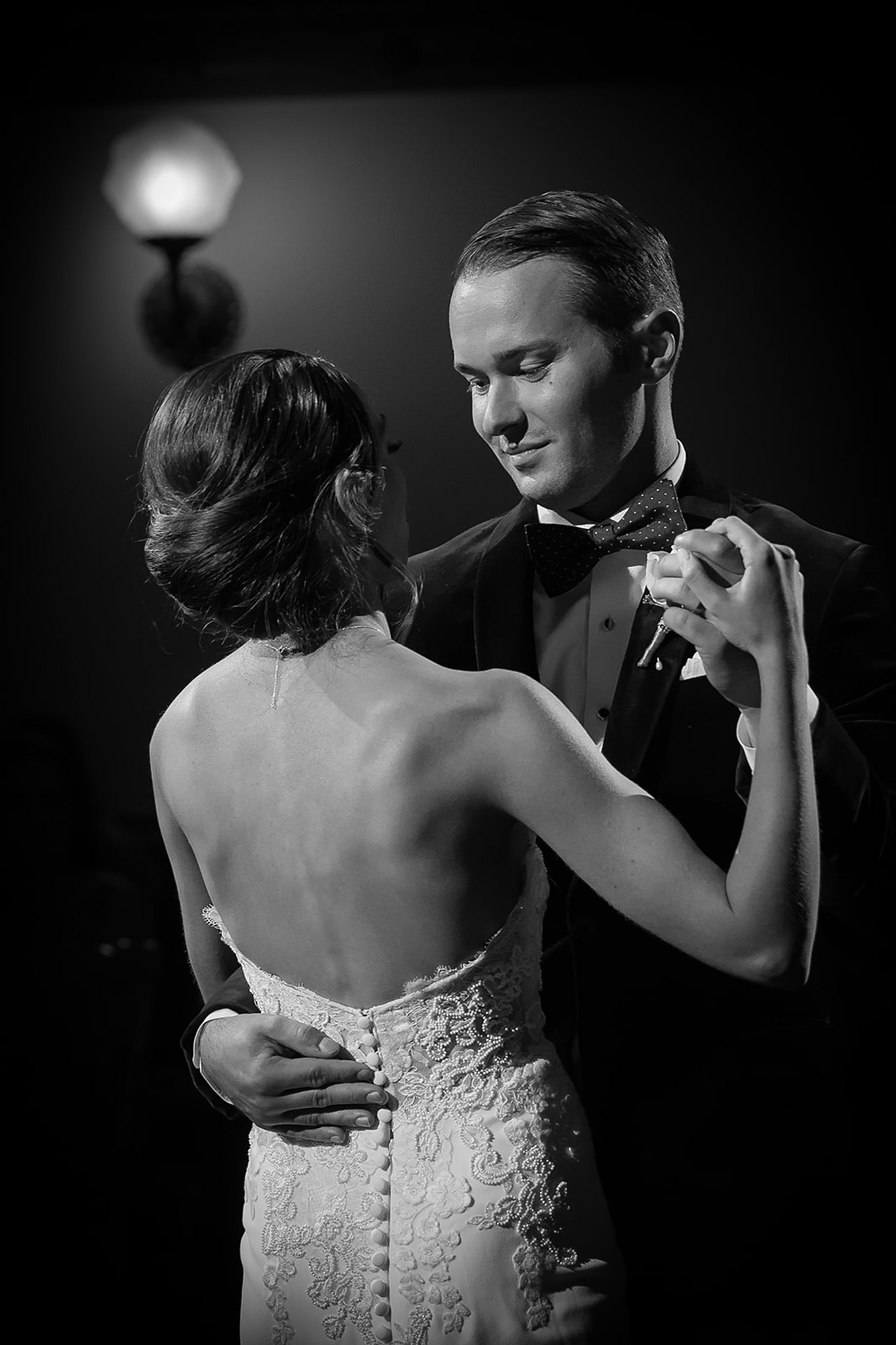 Edie And Dillon Dancing