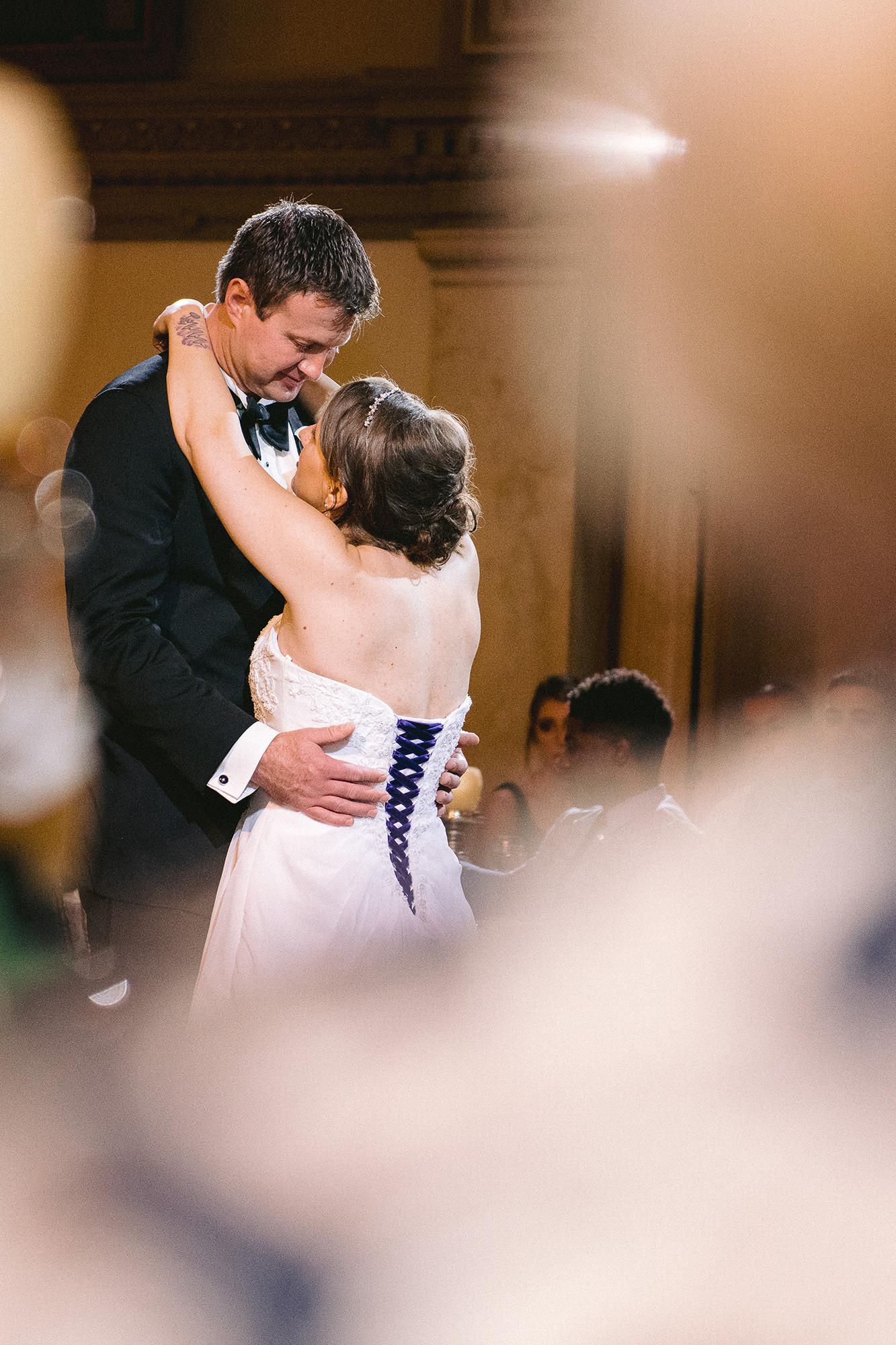 Nadya And David Firs Dance