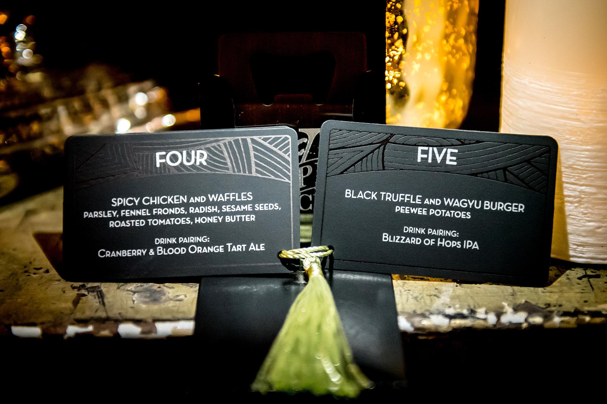 Supper Club Labels
