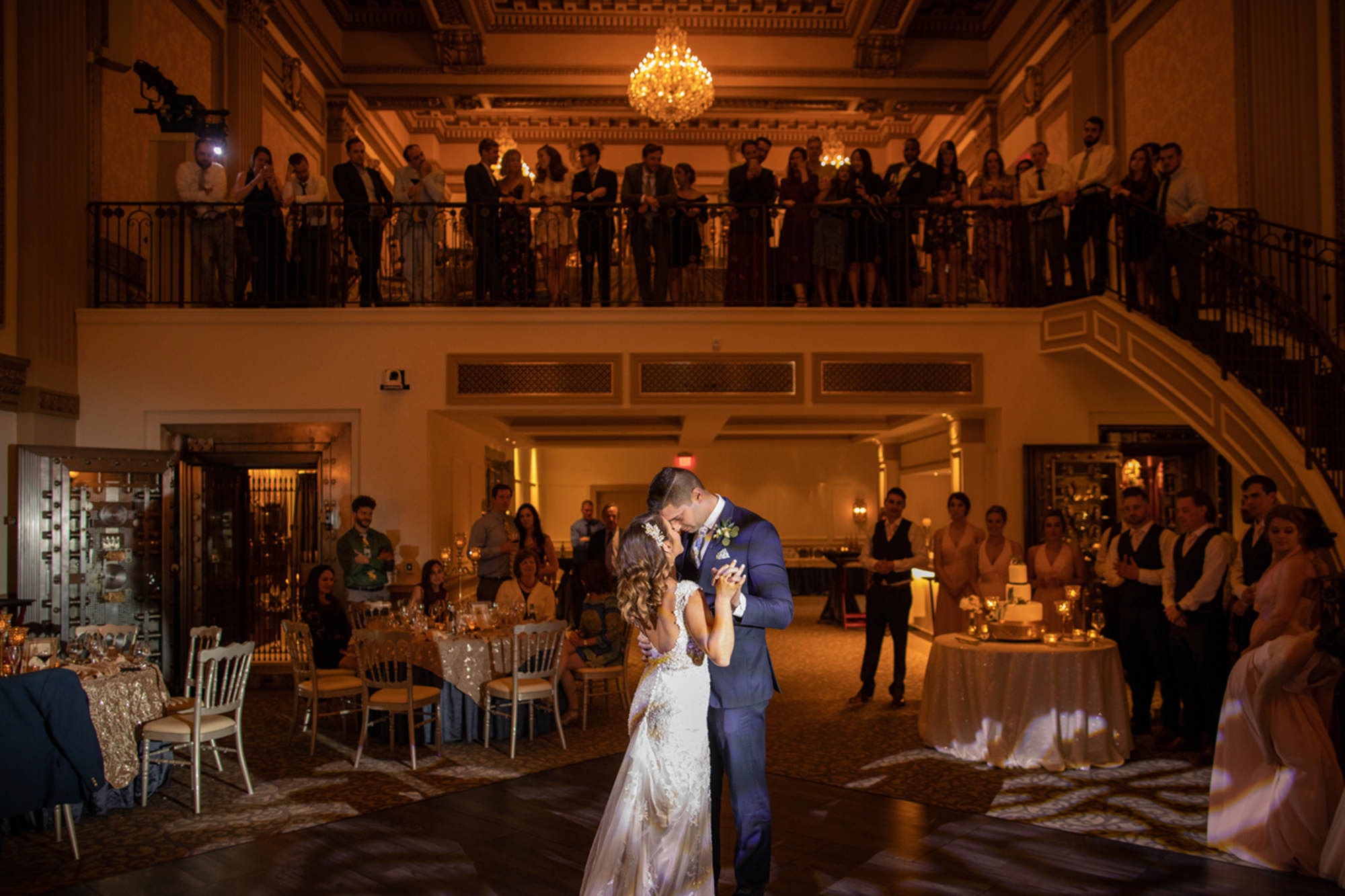 Chelsea And Corey First Dance