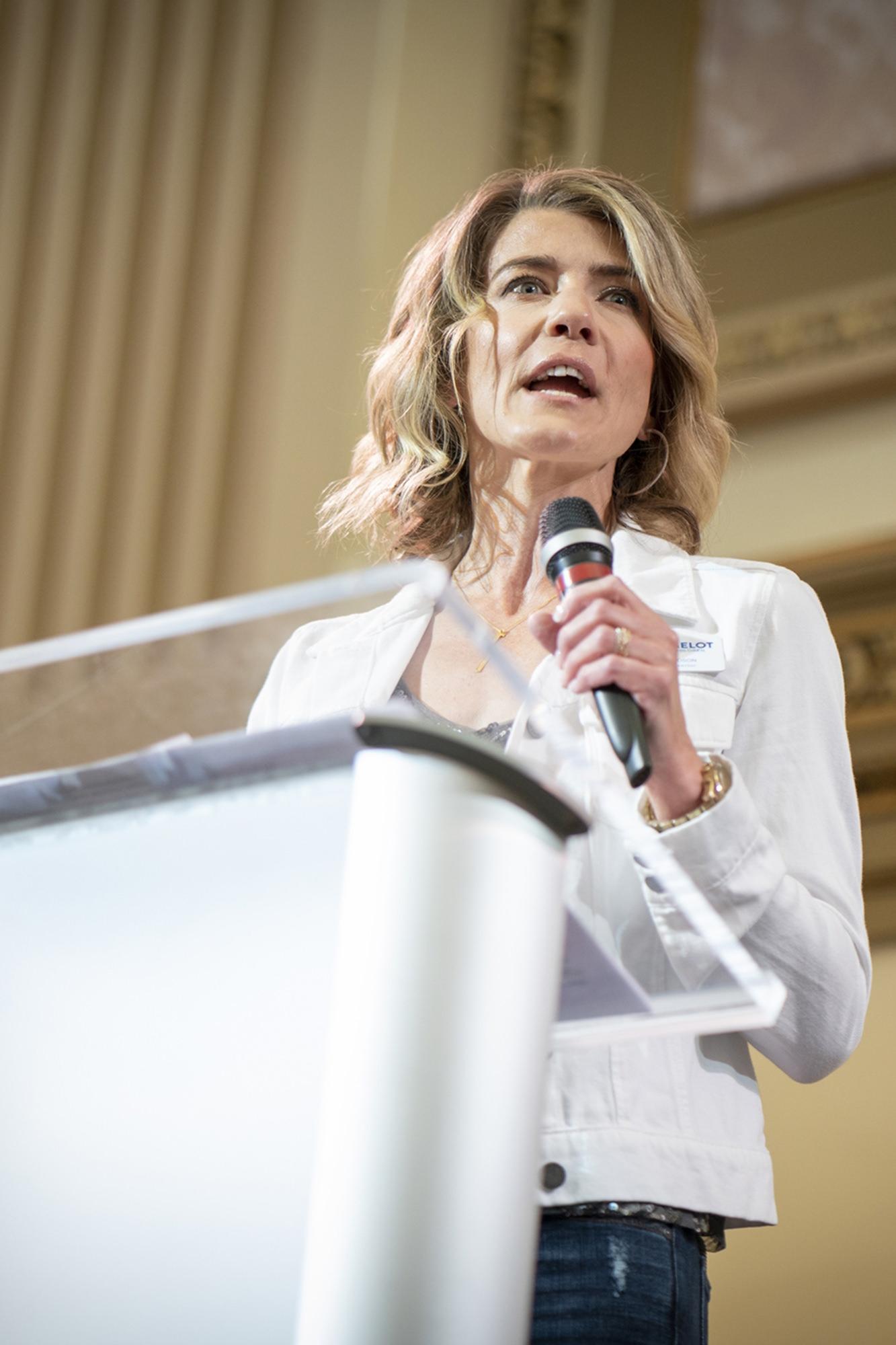 Emily Werner Speaking