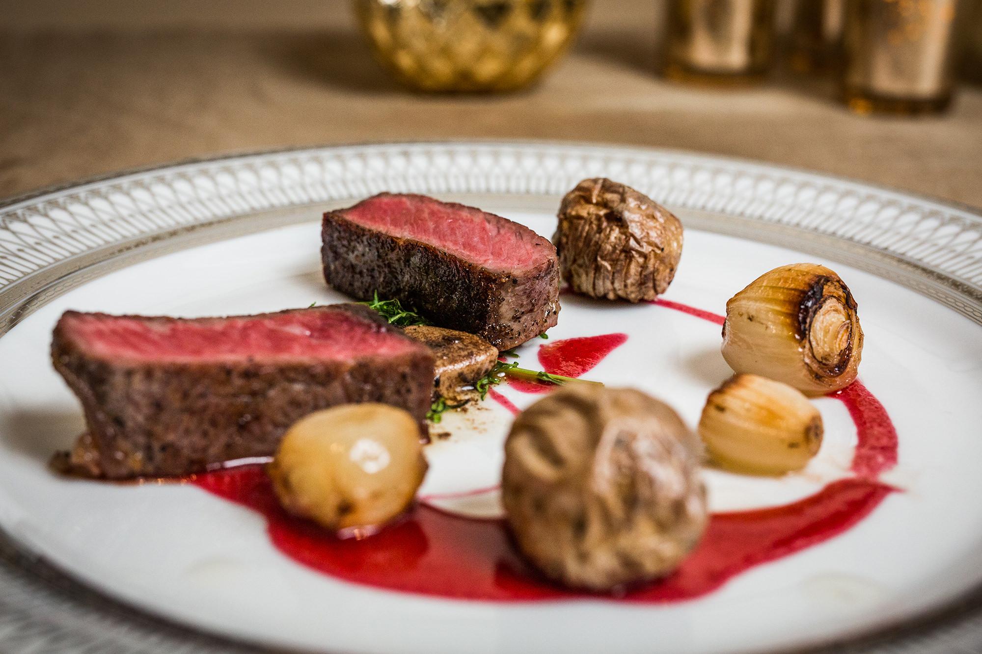 Chef Dinner - Steak
