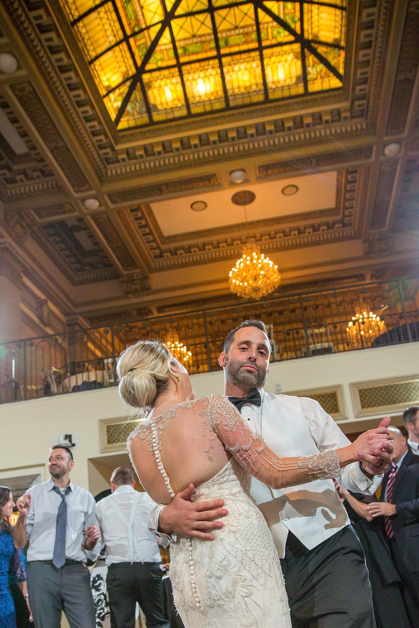 Lindsay And Dante Dancing