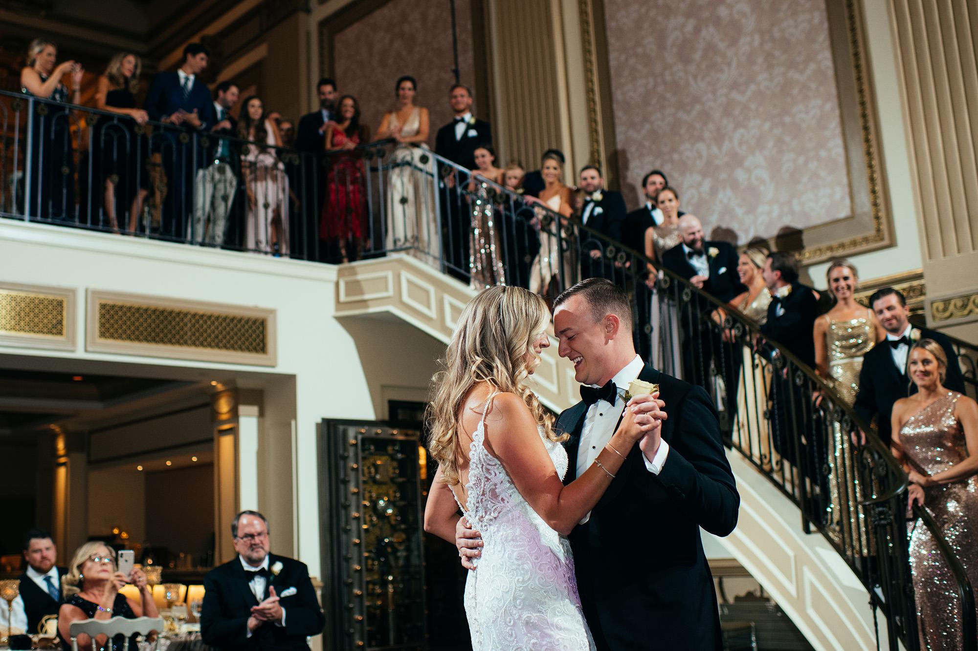 Kimberly And Ryan First Dance