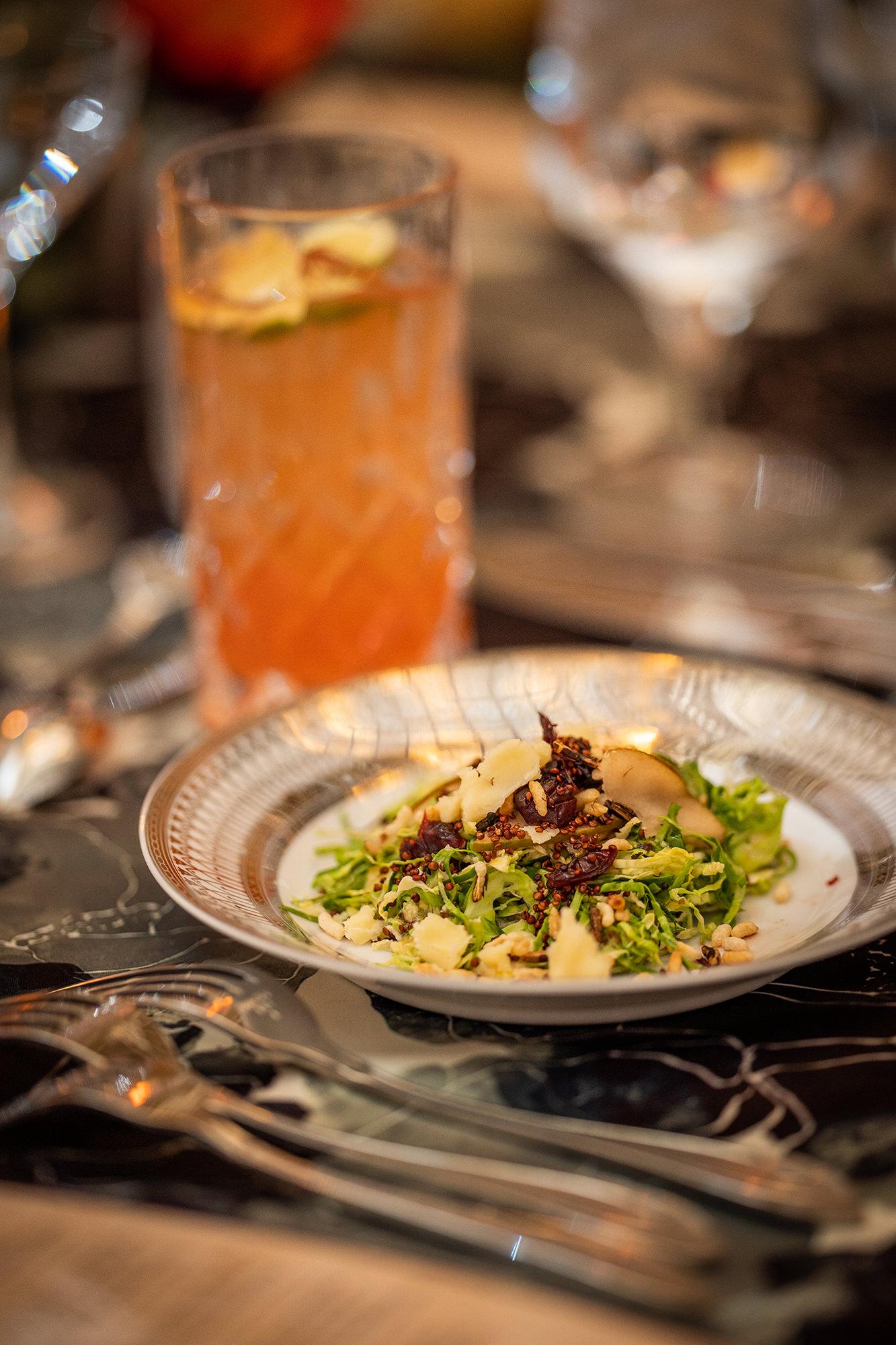 Chef Dinner - Salad