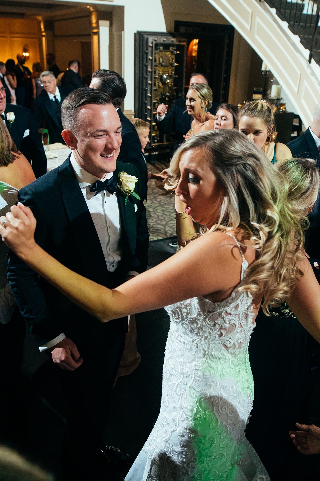 Kimberly And Ryan Dancing