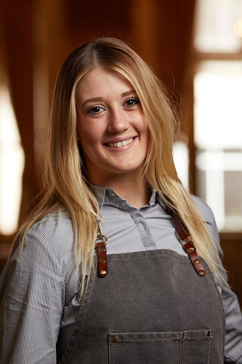 Chef Abigail Morris